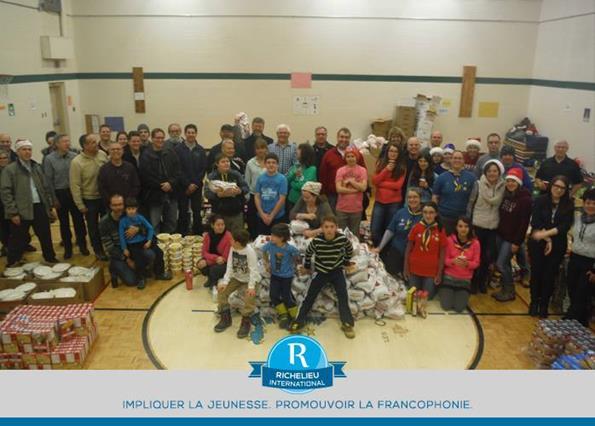 super populaire d1fe6 754c1 Plus de 120 familles du Grand Sudbury appuyées par le Club ...